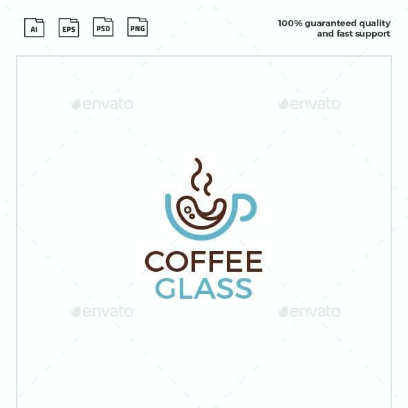 Coffee Glass Logo