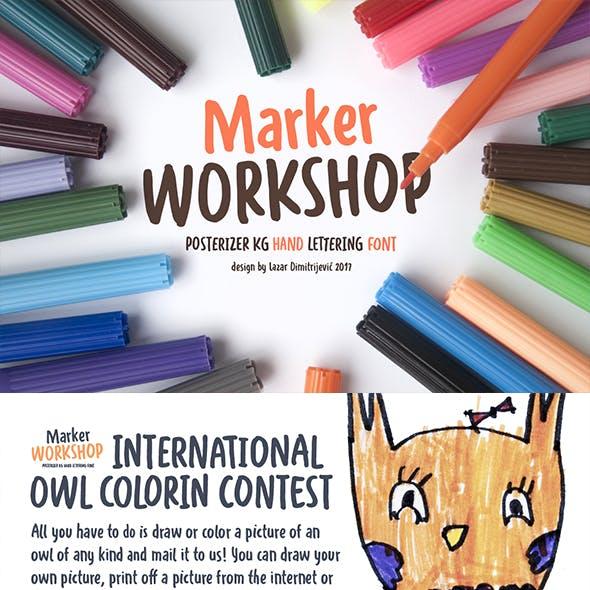 Workshop Marker
