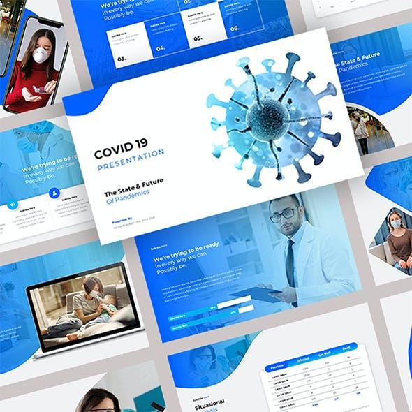 Covid 19 - Medical Keynote Templates