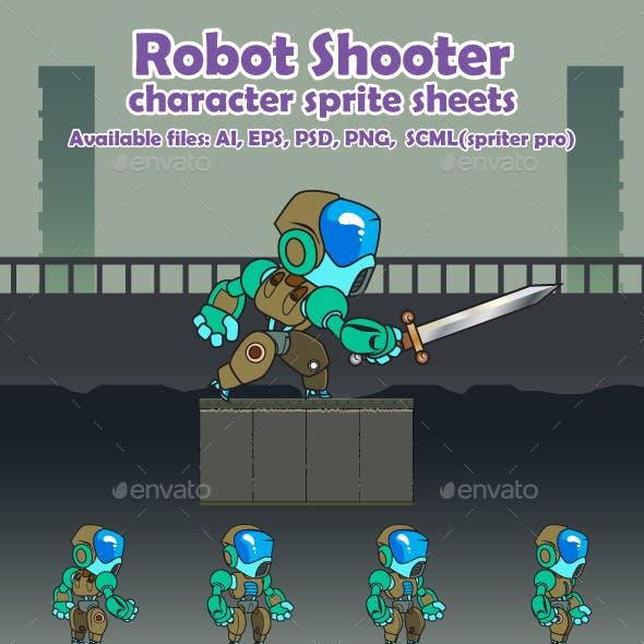 Robot Character V2