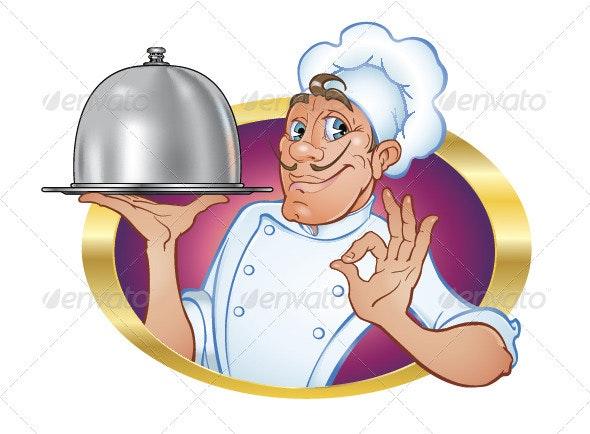 Chef - Characters Vectors