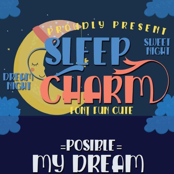 Sleep charm