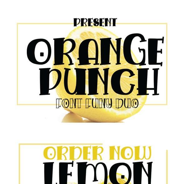 Orangepunch