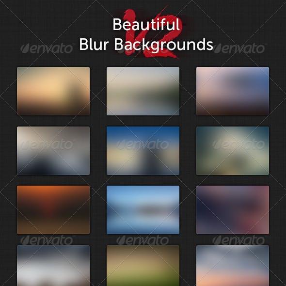 Blur Backgrounds V2!
