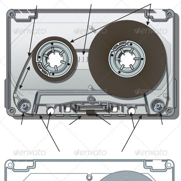 Vector Compact Cassette