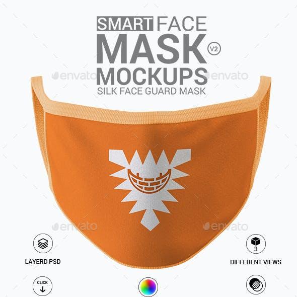 Face Mask Mockups V2