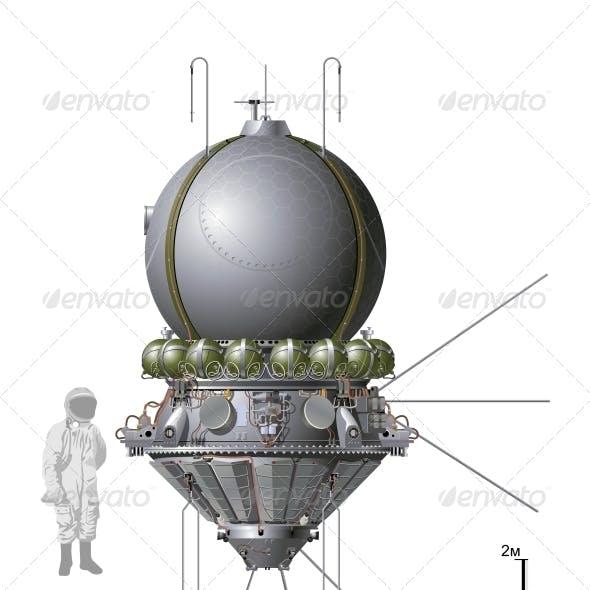 First Spaceship