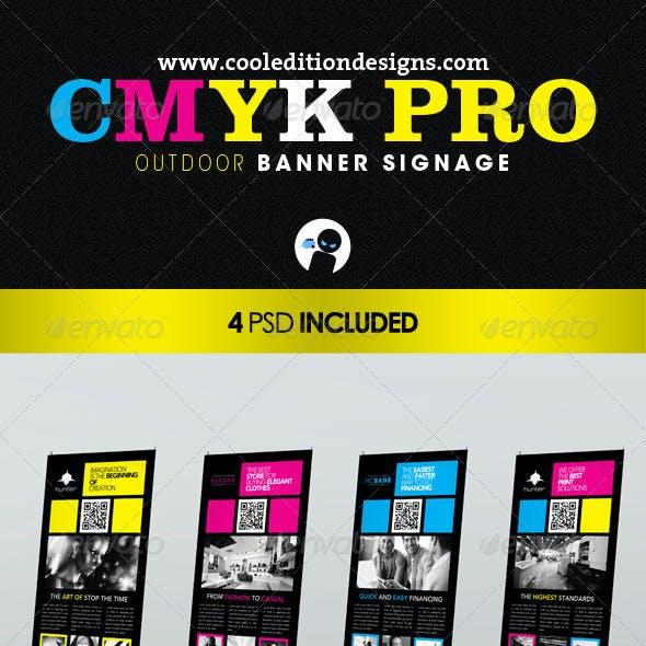 CMYK Pro - Outdoor Banner Signage