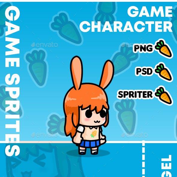 Bunny Girl Game Character