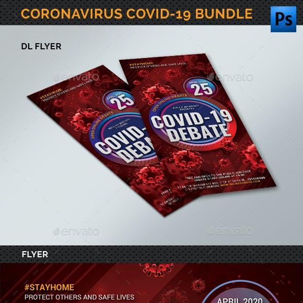 Coronavirus Covid-19 Bundle