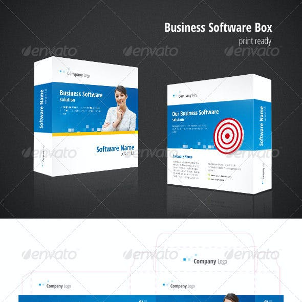Business Software Box
