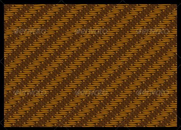 Batik Pattern - Patterns Decorative