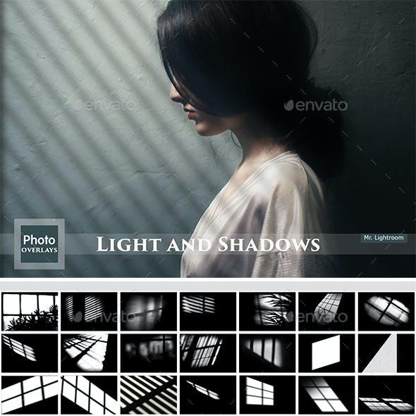 Light and Shadows - window overlays