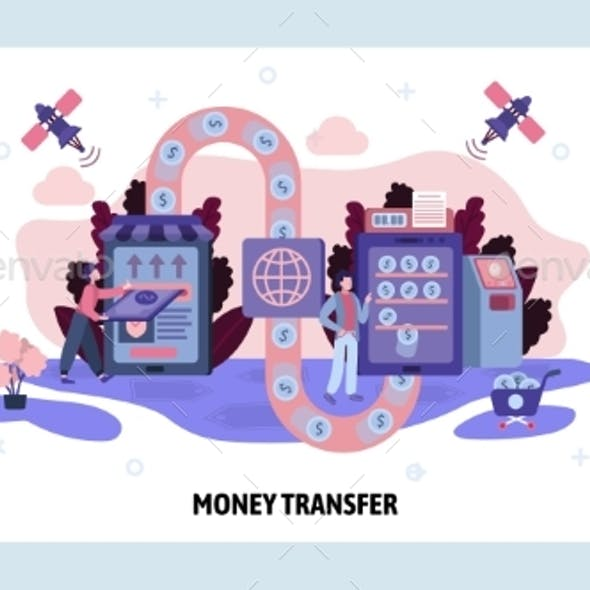 International Money Transfer Technology. Online