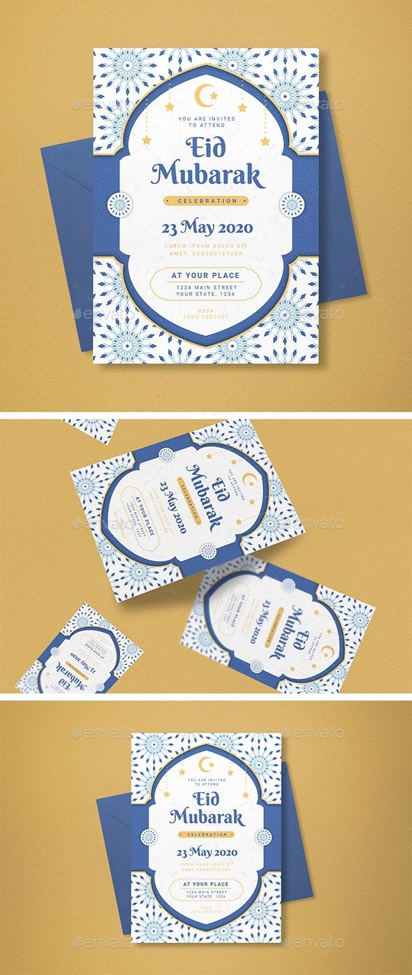 Ramadhan Kareem Invitation - Invitations Cards & Invites