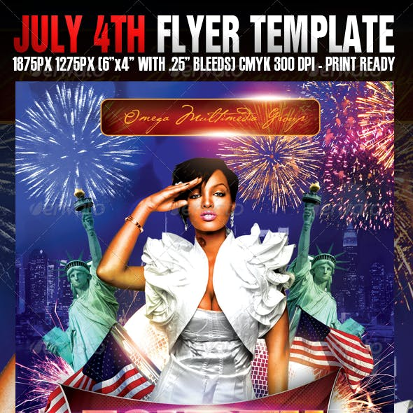 July 4th Independence Party
