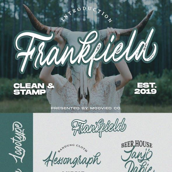 Frankfield Font