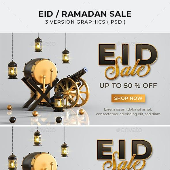 Eid / Ramadan Sale
