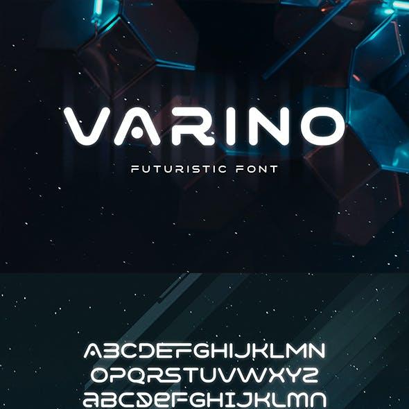 Varino - Futuristic
