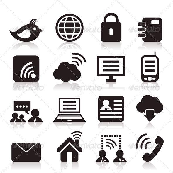Icon communication - Communications Technology