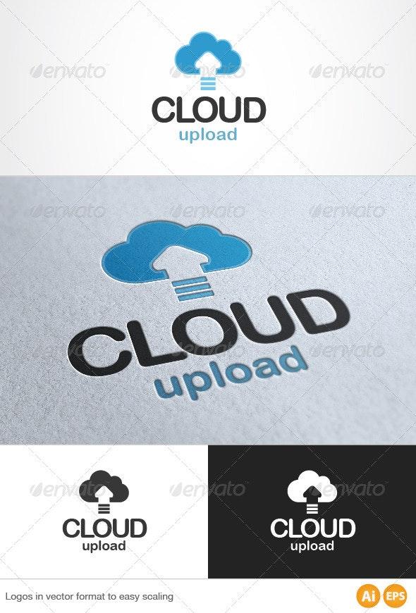 Cloud Logo - Symbols Logo Templates