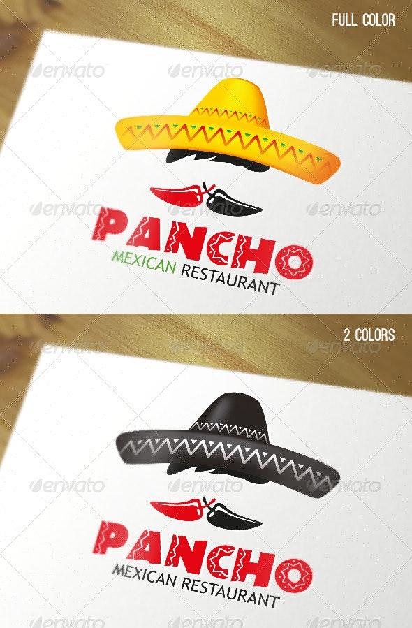 Mexican Restaurant Logo - Restaurant Logo Templates