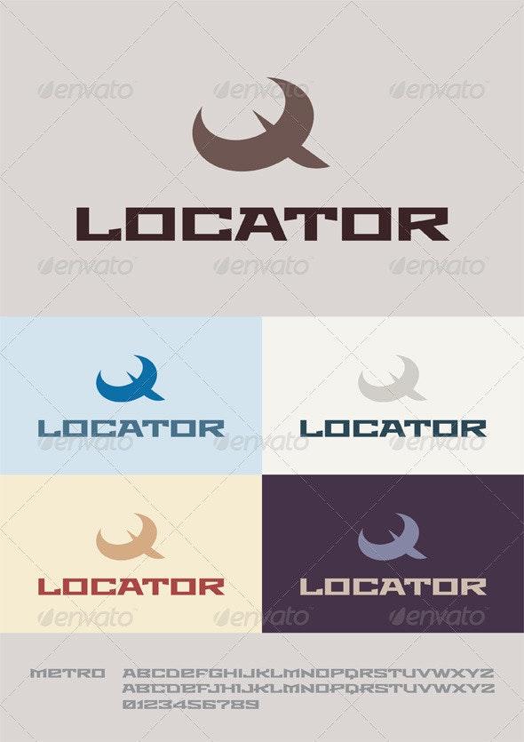 Locator Logo - Animals Logo Templates