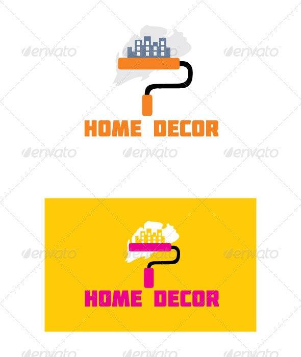Home Decor - Buildings Logo Templates