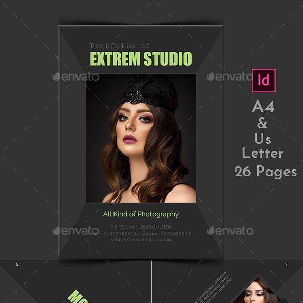 Extrem Studio Portfolio