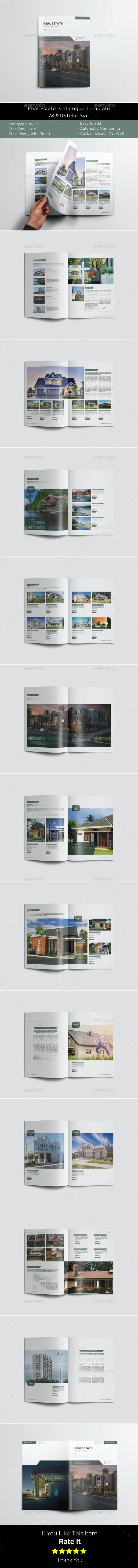 Real Estate Catalogue - Catalogs Brochures