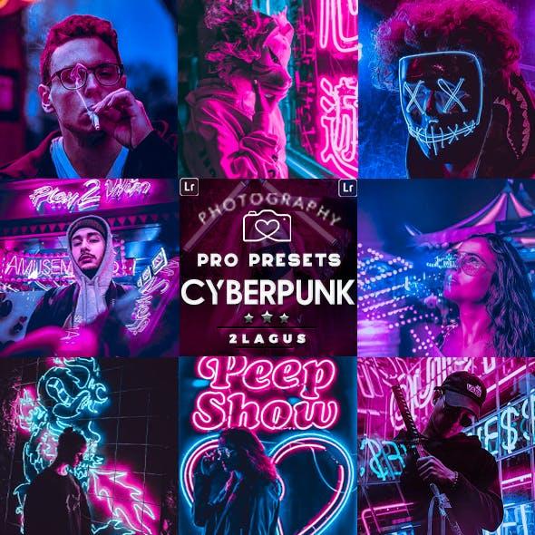 Cyberpunk - Life Styles Presets Lghitroom