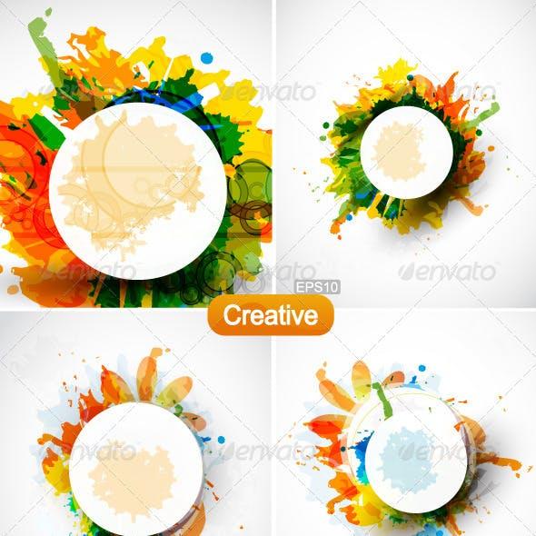 Creative Art Backgrounds