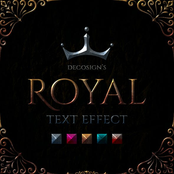 Royal Text Effects