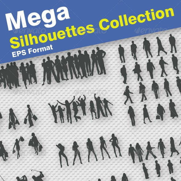 Mega Silhouettes Collection