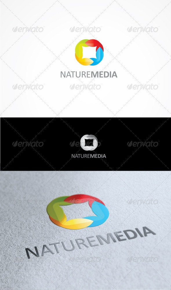 Nature media - Vector Abstract