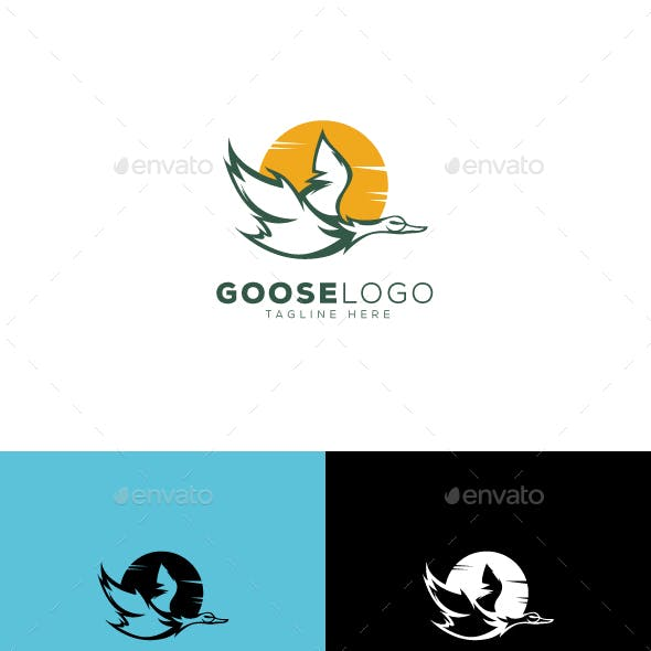 Goose Logo