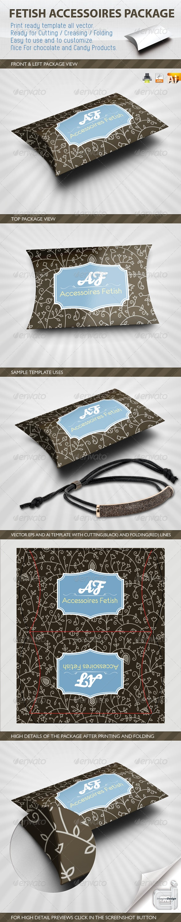 Accessory Fetish Package Template