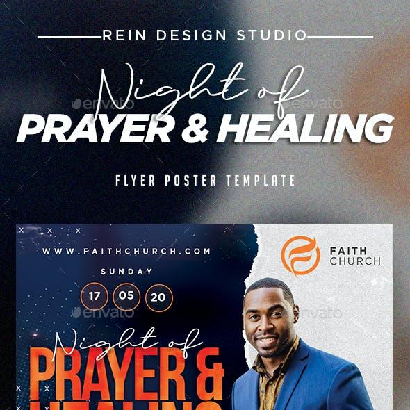 Night of Prayer and Healing