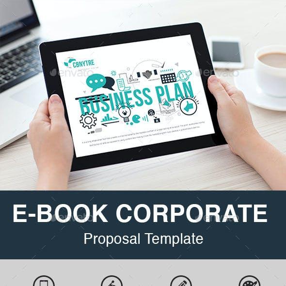 eBook Corporate / Proposal Template