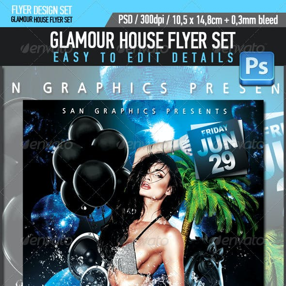 Glamour House Party