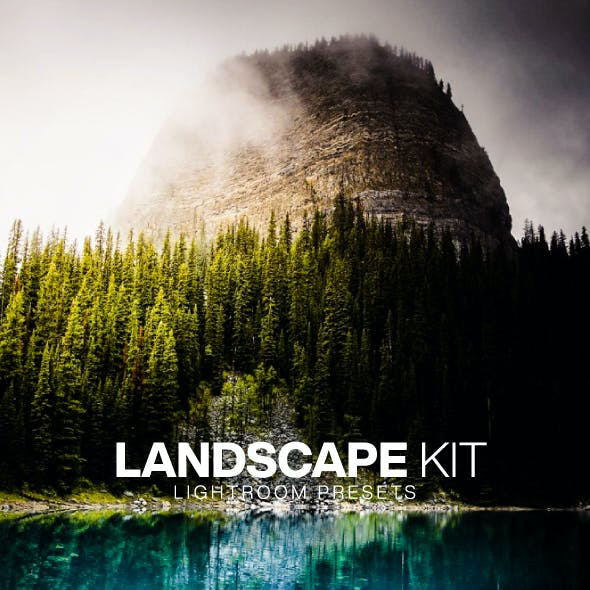 Landscape Kit Lightroom Presets