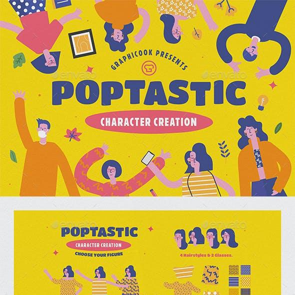 Poptastic Character Creation