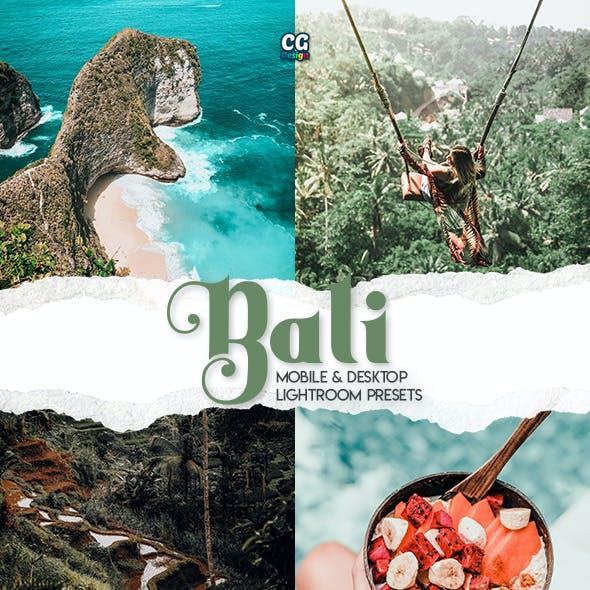 Bali Lightroom Presets - 15 Premium Lightroom Presets