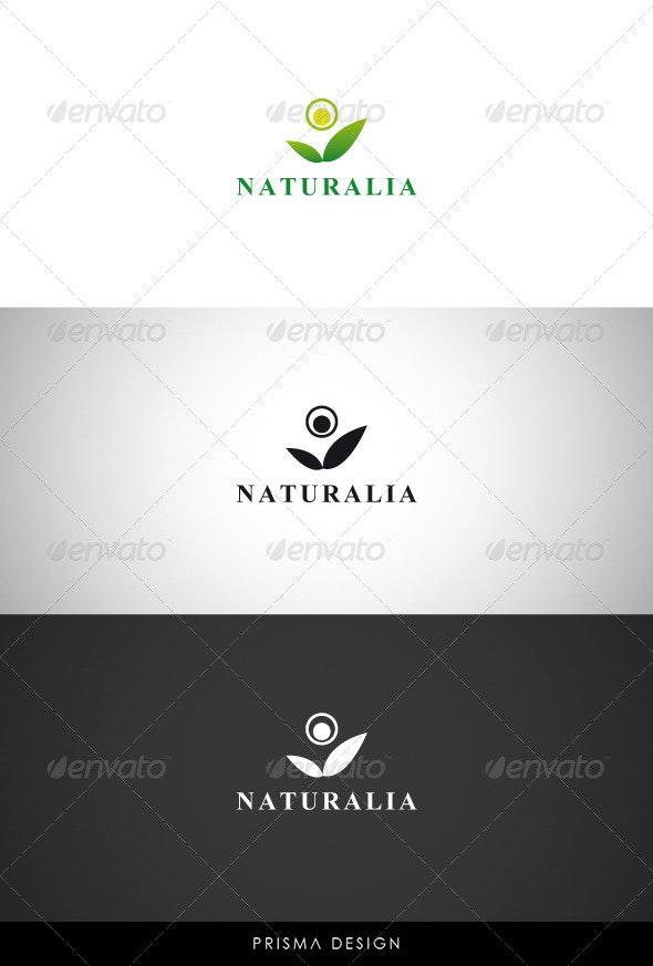Naturalia Logo - Nature Logo Templates