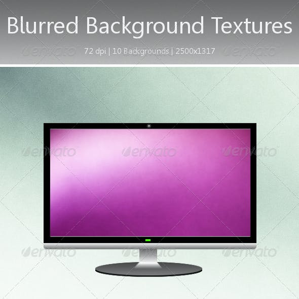 Blurred Background Textures