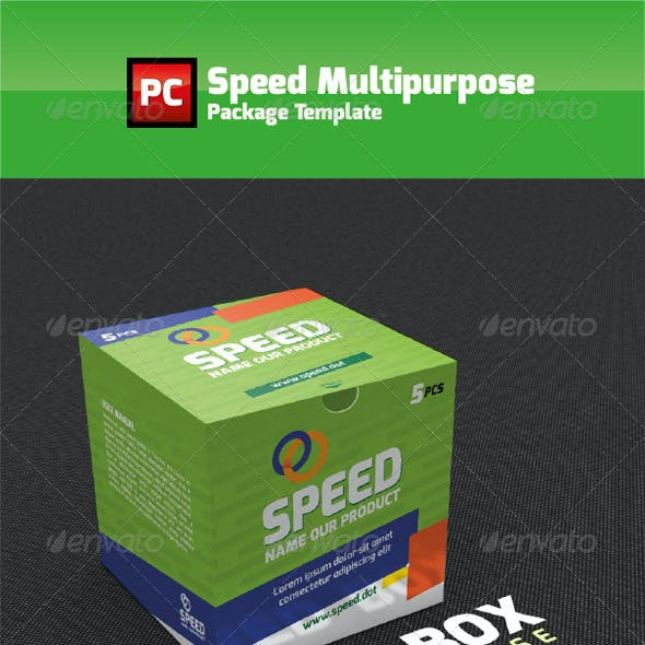 Speed Multipurpose Package Template