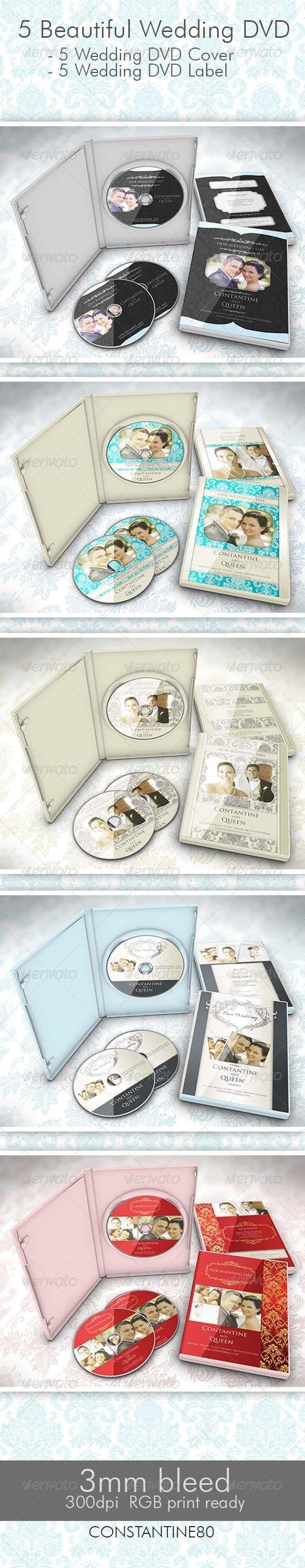 5 Wedding DVD