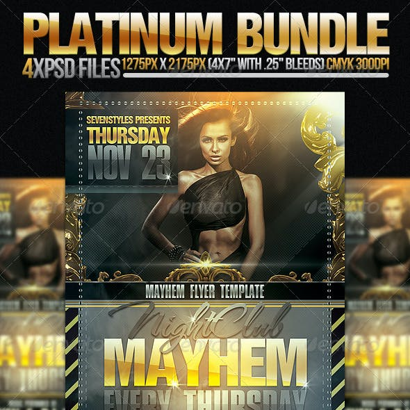 Platinum Flyer Bundle