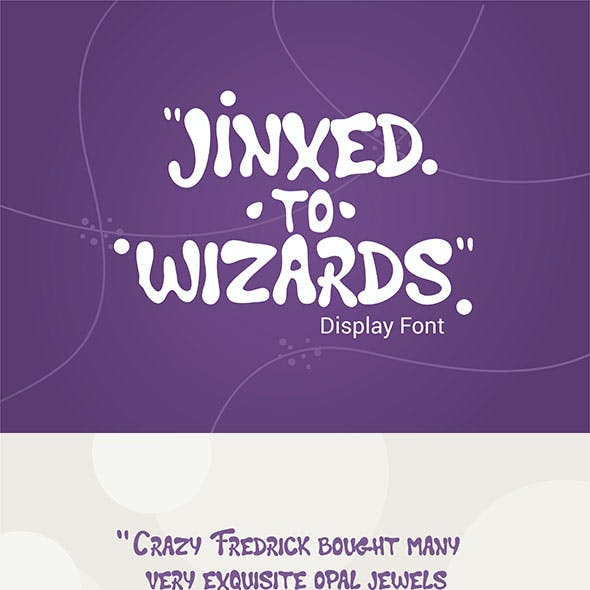 Jinxed to Wizard