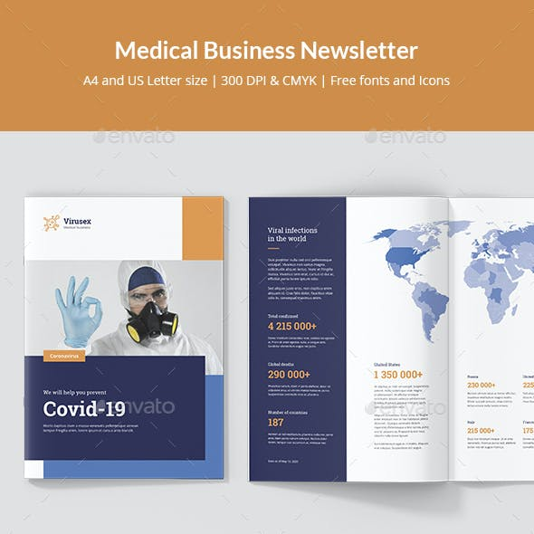 Medical Business Newsletter